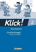 Cover-Bild zu Klick! Mathematik - Unterstufe, Alle Bundesländer - Förderschule, 2. Schuljahr, Handreichungen für den Unterricht von Burkhart, Silke