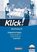 Cover-Bild zu Klick! Mathematik - Mittel-/Oberstufe, Alle Bundesländer, 10. Schuljahr, Kopiervorlagen mit CD-ROM von Jacob, Daniel
