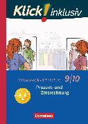 Cover-Bild zu Klick! inklusiv, Mathematik, 9./10. Schuljahr, Prozent- und Zinsrechnung, Arbeitsheft 3 von Jenert, Elisabeth