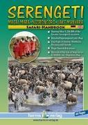 Cover-Bild zu Serengeti Atlas 1 : 250 000