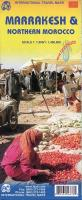 Cover-Bild zu Marrakesh & Northern Morocco 1 : 7 400 / 1 : 4 000 000. 1:1'400'000