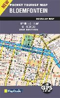 Cover-Bild zu Bloemfontein Pocket Map 1 : 15 000