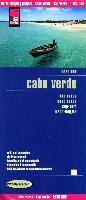 Cover-Bild zu Reise Know-How Landkarte Cabo Verde 1:135.000