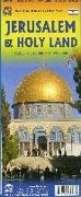 Cover-Bild zu Jerusalem 1 : 10 000 & Holy Land Map 1 : 225 000