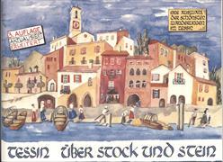 Cover-Bild zu Tessin über Stock und Stein