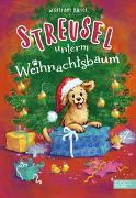 Cover-Bild zu Streusel unterm Weihnachtsbaum von Hänel, Wolfram
