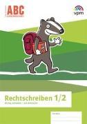 Cover-Bild zu ABC-Lernlandschaft 1/2. Arbeitsheft Rechtschreiben Klasse 1/2