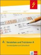 Cover-Bild zu Mathe 2000. Verstehen und Trainieren. Schülerarbeitsheft 4. Schuljahr