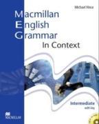 Cover-Bild zu Intermediate: Macmillan English Grammar In Context Intermediate Pack with Key - Macmillan English Grammar in Context von Vince, Michael