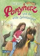 Cover-Bild zu Ponyherz 17: Ponyherz und die wilde Schnitzeljagd von Luhn, Usch