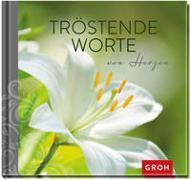 Cover-Bild zu Tröstende Worte von Herzen von Groh, Joachim (Hrsg.)
