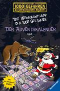 Cover-Bild zu Der Adventskalender - Die Weihnachtsapp der 1000 Gefahren von THiLO