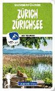 Cover-Bild zu Hallwag Kümmerly+Frey AG (Hrsg.): Zürich Zürichsee Wanderführer