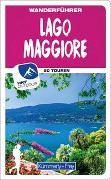 Cover-Bild zu Hallwag Kümmerly+Frey AG (Hrsg.): Lago Maggiore Wanderführer