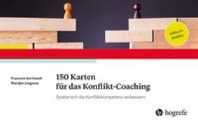 Cover-Bild zu 150 Karten für das Konflikt-Coaching von ten Hoedt, Francine