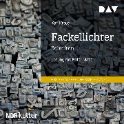 Cover-Bild zu Kraus, Karl: Fackellichter. Schriften (Audio Download)