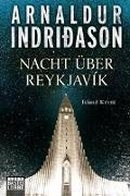 Cover-Bild zu Nacht über Reykjavík