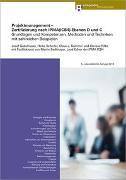 Cover-Bild zu Gubelmann, Josef: Projektmanagement - Zertifizierung nach IPMA(ICB4)-Ebenen D und C