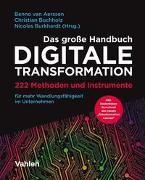 Cover-Bild zu Das große Handbuch Digitale Transformation von Aerssen, Benno van