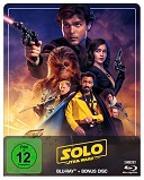 Cover-Bild zu Howard, Ron (Reg.): Solo: A Star Wars Story Steelbook Edition