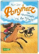 Cover-Bild zu Ponyherz 18: Die Prinzessin auf der Flucht von Luhn, Usch