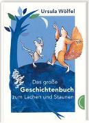 Cover-Bild zu Das große Geschichtenbuch zum Lachen und Staunen von Wölfel, Ursula