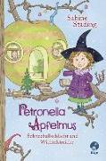 Cover-Bild zu Petronella Apfelmus - Schneeballschlacht und Wichtelstreiche