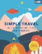 Cover-Bild zu Simple Travel von Bey, Jens