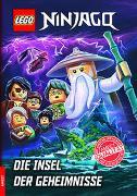 Cover-Bild zu LEGO® NINJAGO® - Die Insel der Geheimnisse