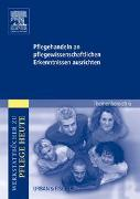 Cover-Bild zu Pflegehandeln an pflegewissenschaftlichen Erkenntnissen ausrichten von Mayer, Hanna