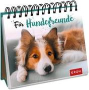 Cover-Bild zu Für Hundefreunde