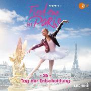 Cover-Bild zu Pietschmann, Nina (Gelesen): Folge 26: Tag der Entscheidung (Audio Download)