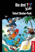 Cover-Bild zu Die drei ??? Kids, 84, Tatort Skater-Park von Blanck, Ulf