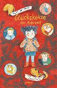 Cover-Bild zu Glückskekse im Advent von Wolfrum, Silke