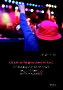 """Cover-Bild zu """"U2 ist ihre Religion, Bono ihr Gott"""" (eBook) von Dorner, Brigitte"""
