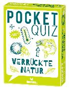 Cover-Bild zu Pocket Quiz Verrückte Natur von Berger, Nicola