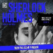Cover-Bild zu Sherlock Holmes: Der falsche Finger (Audio Download)