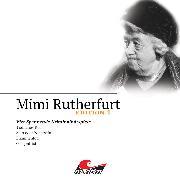Cover-Bild zu Mimi Rutherfurt, Edition 4: Vier Spannende Kriminalhörspiele (Audio Download)