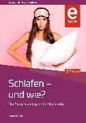 Cover-Bild zu Schlafen - und wie? (eBook) von Förstl, Hans