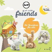 Cover-Bild zu Steiff - Soft Cuddly Friends: Gute-Nacht-Geschichten Vol. 1 (Audio Download) von Wiegand, Katrin