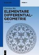 Cover-Bild zu Elementare Differentialgeometrie (eBook)