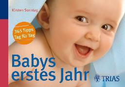Cover-Bild zu Babys erstes Jahr (eBook) von Sonntag, Kirsten