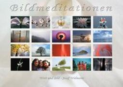 Cover-Bild zu Kunstpostkartenset mit 20 Bildmeditationen in Geschenkbox von Widmann, Josef