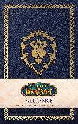 Cover-Bild zu World of Warcraft: Alliance Hardcover Ruled Journal von Insight Editions