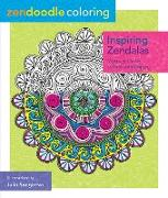 Cover-Bild zu Inspiring Zendalas. Mystical Circles to Color and Display von Snegireva, Julia