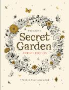 Cover-Bild zu Secret Garden Artist's Edition von Basford, Johanna (Illustr.)