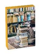 Cover-Bild zu At Home with Books Classic Notecards