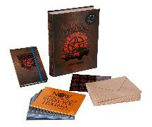 Cover-Bild zu Supernatural Deluxe Note Card Set (With Keepsake Box) von Insight Editions
