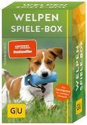 Cover-Bild zu Welpen-Spiele-Box von Taetz, Alexandra
