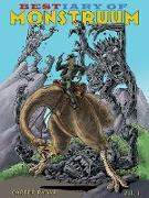 Cover-Bild zu Bestiary of Monstruum